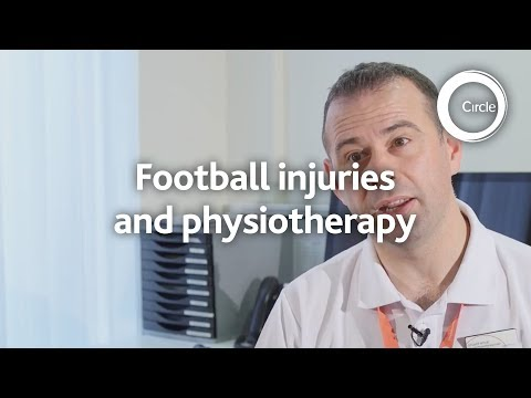 Football injuries and physiotherapy, with Stuart Wylie