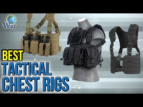 6 Best Tactical Chest Rigs 2017