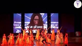 Laxmi Acid Attack | Dil Hai Chota Sa | Chhil Gaye Naina | Easy Dance step | Tapperz Dance Skool