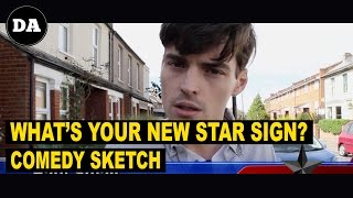 What's Your New Star Sign? | Comedy Sketch