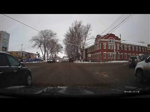 Властелин дорог г. Мичуринска Тамбовской области