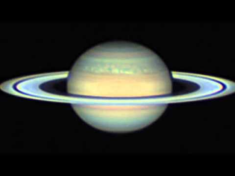 Capturing Saturn - Sixty Symbols