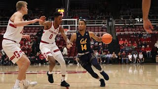 Cal Men's Basketball: Bears battle 17-point deficit to top Stanford at Maples