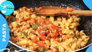 চকন পসত  Easy Chicken Pasta Recipe  Shirin&#39s Kitchen