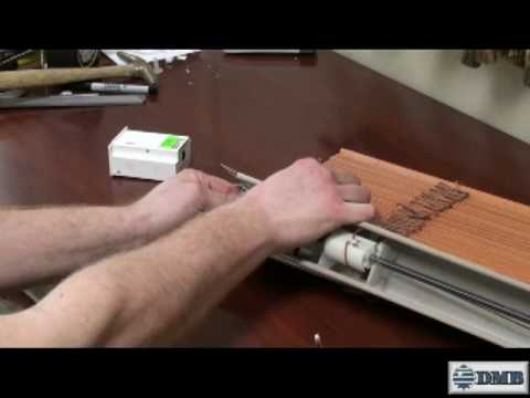 Motorized 2 wood blind battery operated do it yourself kit motorized 2 wood blind battery operated do it yourself kit installation video solutioingenieria Images