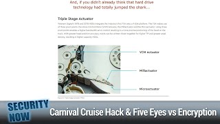Well Known URI's - Carnival Cruise Hack, ZeroLogon, Five Eyes vs Encryption