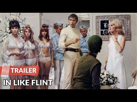 In Like Flint 1967 Trailer | James Coburn | Lee J. Cobb | Jean Hale Mp3