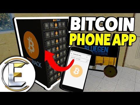 NEW BITCOIN MINING SERVER PHONE APP - Gmod DarkRP (Bitcoin Mining Server Control App Makes It Easy!)