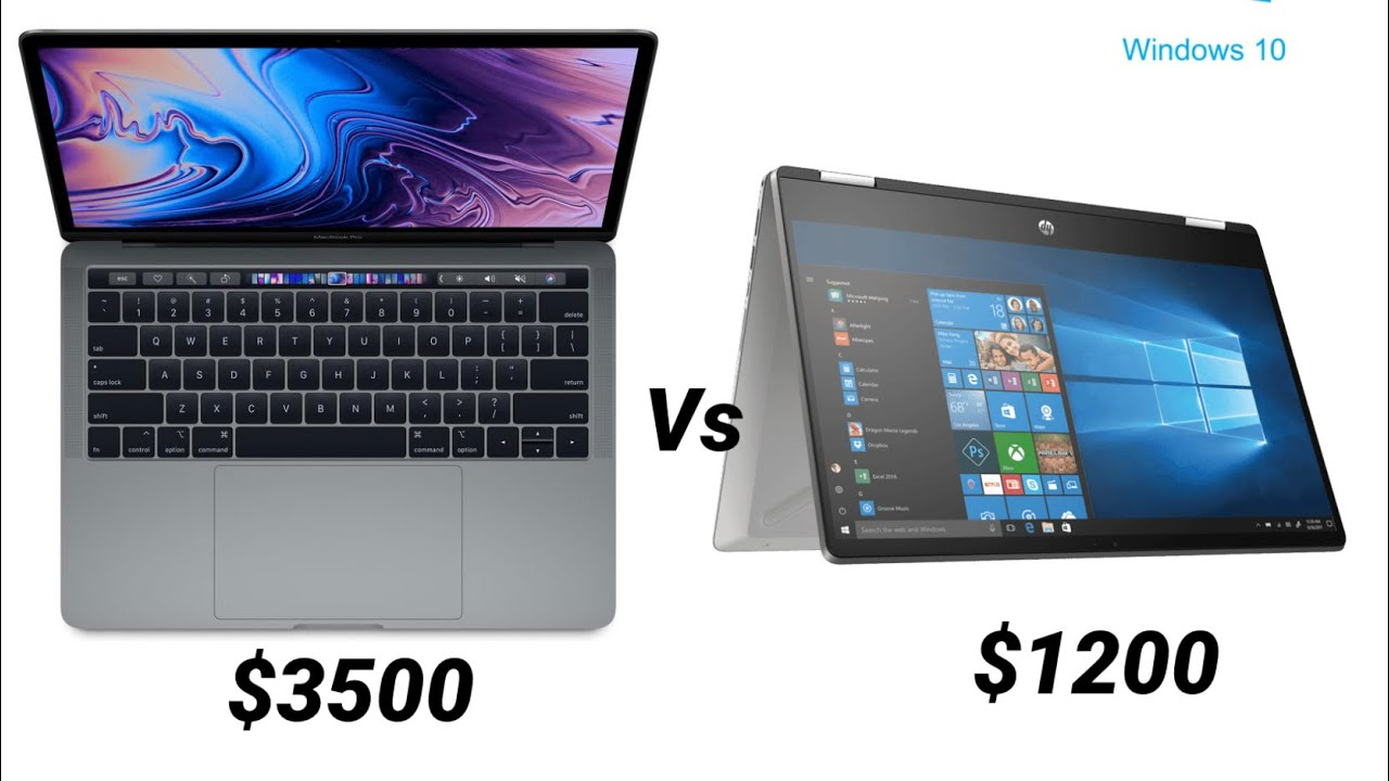 Which One Should You Buy! Windows Or Mac! Comparison ...