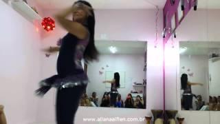 Allana Alflen - Improvisando na Aula 24/01/15