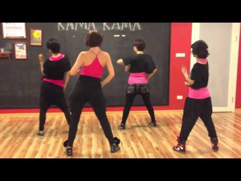 Ciara Hotline  Audrey Benson Choreography