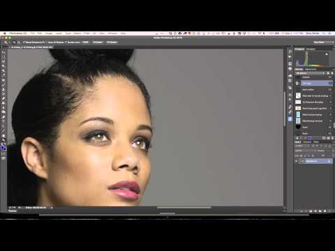 How to do Portrait Retouching in Photoshop CC