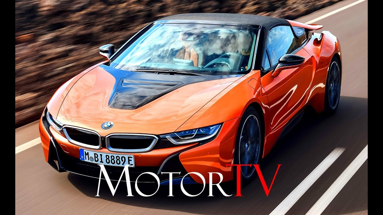Design preview the all new 2018 bmw i8 roadster l exterior design preview the all new 2018 bmw i8 roadster l exterior design l beauty shots no music sciox Image collections