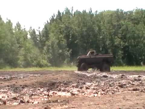 CHEVY'S MUD BOGGIN AT GOLDEN SPIKE SPEEDWAY 2009