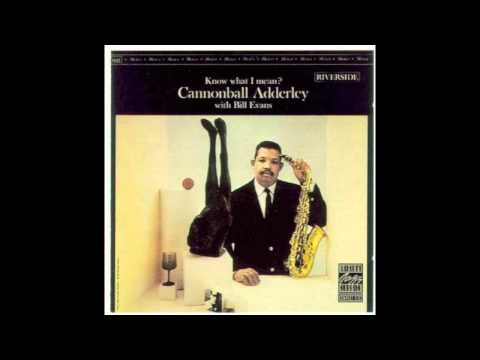 Cannonball Adderley with Bill Evans - Goodbye