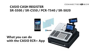 Also for models (sr-s4000, sr-c4500, pcr-t2500, sr-s920, pcr-t540l, pcr-t560l, pcr-t2500l, pcr-t2600l) tutorial of what you can do with the casio ecr+ app on...