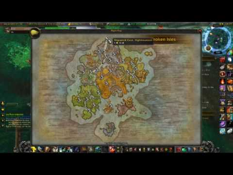 wow legion withered training guide