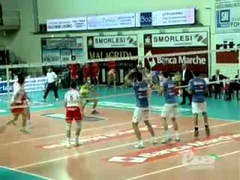 Volley A1 Lube Banca Marche Macerata Rpa San Giustino
