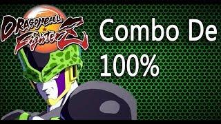 Combo de 100% !!!! ►Dragon Ball FighterZ Español Latino