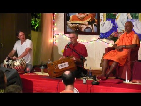 Swami Atmananda & Krishna Das: Godly Gossip Part 3