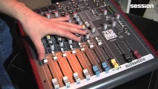 ALLEN & HEATH ZED60 10FX Multipurpose Mixer