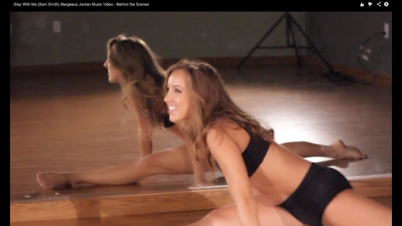 Download Behind The Scenes: Stay With Me (Sam Smith) Margeaux Jordan Music Video