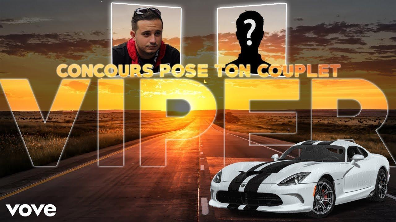 RAP - POSE TON COUPLET - VIPER !!!
