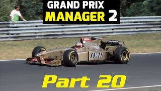 Grand Prix Manager 2: Jordan Career Mode - Part 20 -