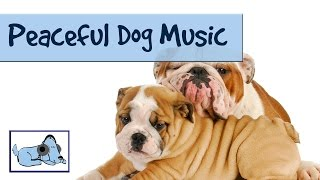 Sleep Music For Dogs And Puppies - Get Your Dog To Drift Off Peacefully With Music