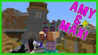 amy max ep45 castle crusader minecraft amy lee33