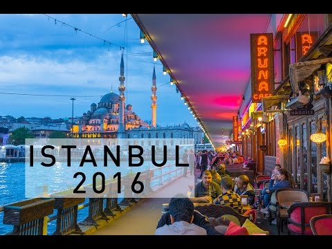 Istanbul 2016 | The Best Holiday Video