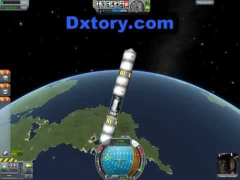 Ksp 0.18 - Space station - part 3 (fuel depo)