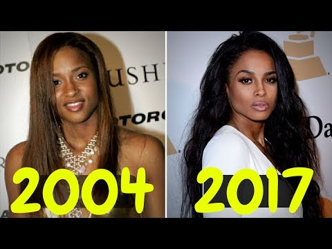 The Evolution of Ciara (2004 - 2017)