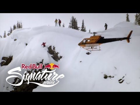 Red Bull Signature Series - Cold Rush 2012 FULL TV EPISODE 4