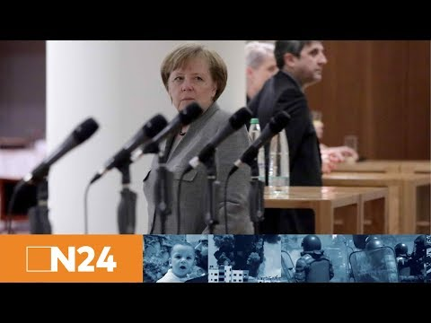 Angela Merkel ratlos: FDP lässt Jamaika-Sondierungen eiskalt platzen
