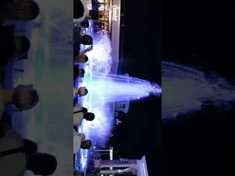 Музыкальный фонтан в Кисловодске