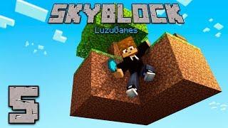 EXPLOSIONES! E5 SkyBlock 2