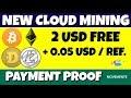 scam Mineradora FREE Bitcoin ETH LTC DOGE Birex 200 GH/s + 5 GH/s Amigo |  Prova de Pagamento