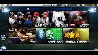 Skill change, diamonds, and more! - approaching the 100 ovr mark - SFS