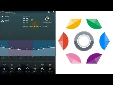 HD Widgets review (version 4) + Colourform and Kairo