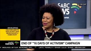 Ntsiki Sisulu on 16 Days of Activism : Part 1