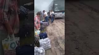 Винница-Москва. Автобус, возгорание в моторном отсеке.(, 2017-07-20T10:46:09.000Z)