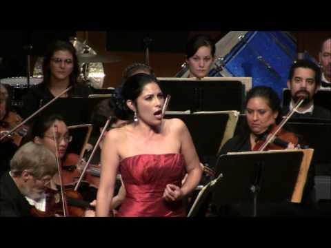 "Vivica Genaux Vivaldi: Griselda ""Agitata da due venti"""