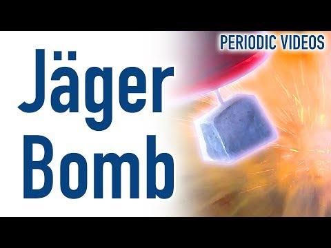 Ultimate Jägerbomb - Periodic Table of Videos