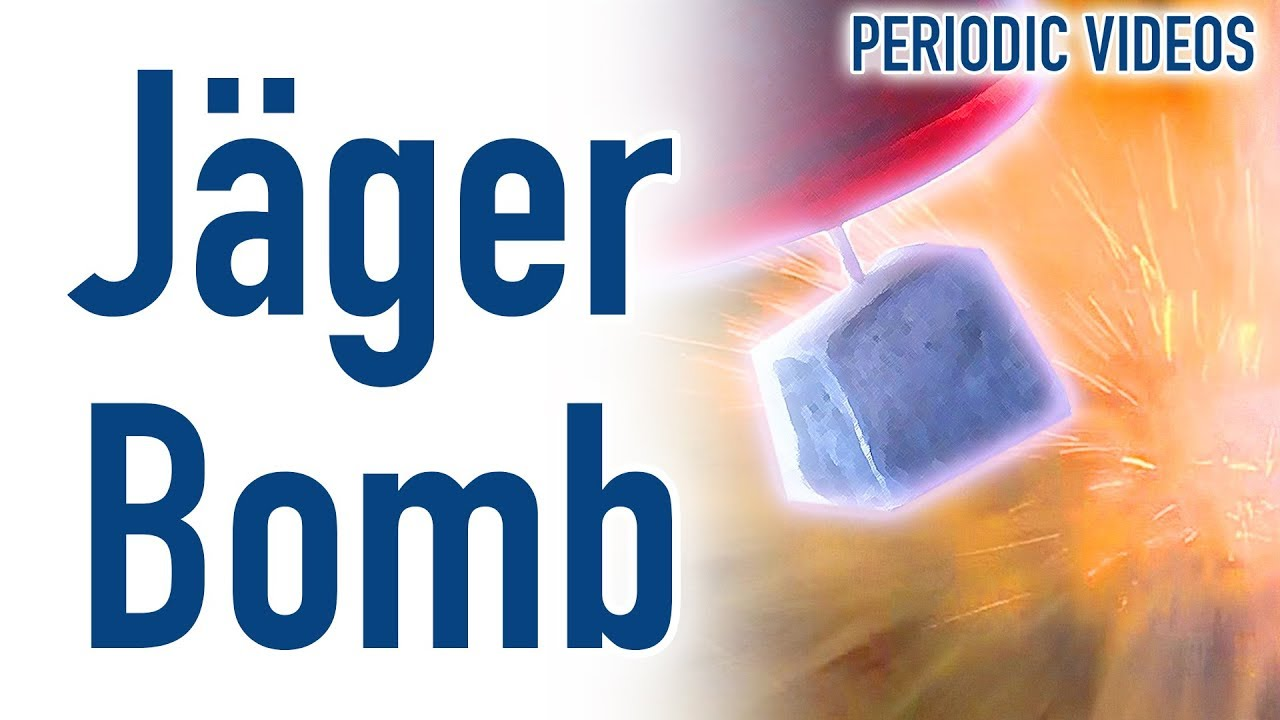 Ultimate jgerbomb periodic table of videos youtube ultimate jgerbomb periodic table of videos urtaz Images