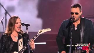 Eric Church & Lzzy Hale - That