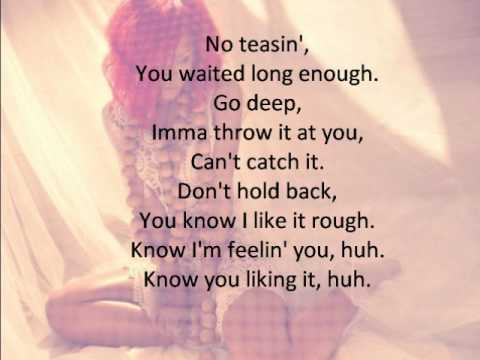 Rhianna - Skin With Lyrics