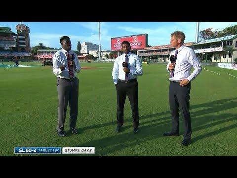 South Africa vs Sri Lanka   2nd Test   Day 2 Wrap