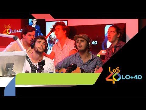 Álvaro Soler y Morat cantan en directo