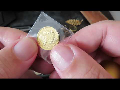 Gold Stacking Unboxing video October - Proof Sovereigns!